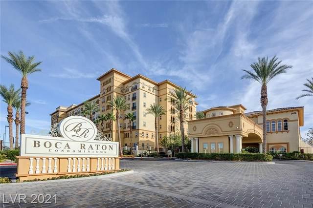 2405 Serene Avenue #803, Las Vegas, NV 89123 (MLS #2261249) :: Signature Real Estate Group
