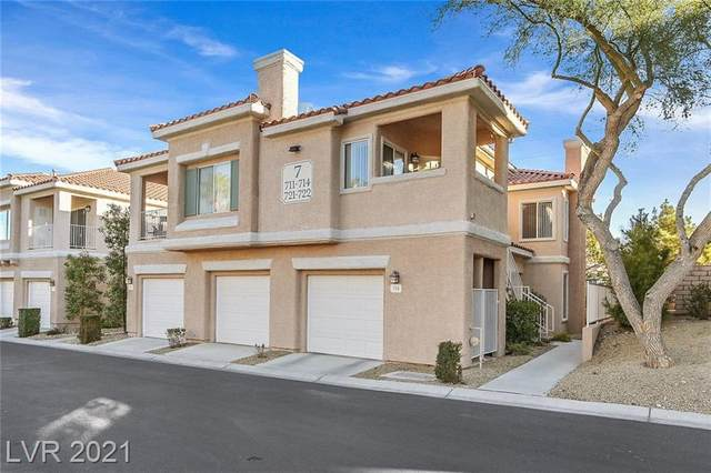 251 Green Valley Parkway #714, Henderson, NV 89012 (MLS #2261252) :: The Mark Wiley Group | Keller Williams Realty SW