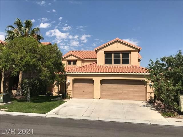 904 Cambridge Cross Place, Las Vegas, NV 89144 (MLS #2261260) :: Kypreos Team