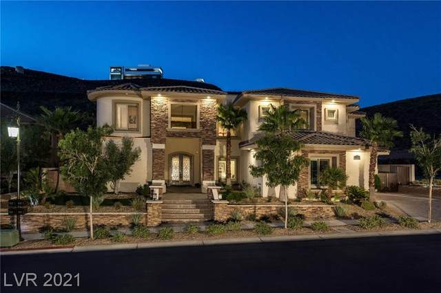 1772 Amarone Way, Henderson, NV 89012 (MLS #2261267) :: The Lindstrom Group