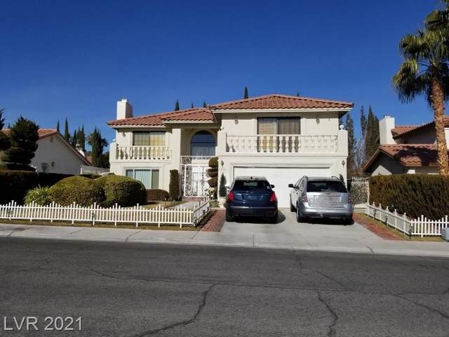 9004 Feather River Court, Las Vegas, NV 89117 (MLS #2261281) :: Vestuto Realty Group