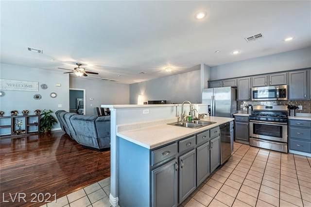 5940 Palmilla Street #9, North Las Vegas, NV 89031 (MLS #2261288) :: Billy OKeefe | Berkshire Hathaway HomeServices