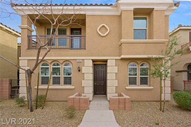 6966 Castle Mountain Avenue, Las Vegas, NV 89179 (MLS #2261299) :: The Lindstrom Group