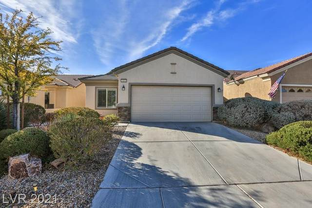 2421 Great Auk Avenue, North Las Vegas, NV 89084 (MLS #2261302) :: Signature Real Estate Group