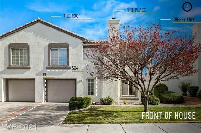 200 Winterport Street, Henderson, NV 89074 (MLS #2261309) :: Vestuto Realty Group