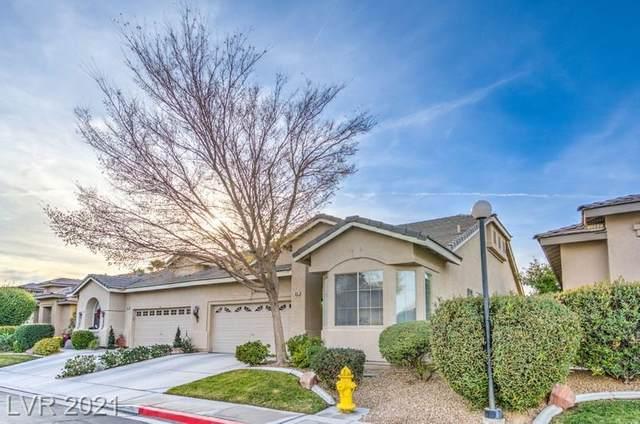 369 Cascade Mist Avenue, Las Vegas, NV 89123 (MLS #2261314) :: The Lindstrom Group