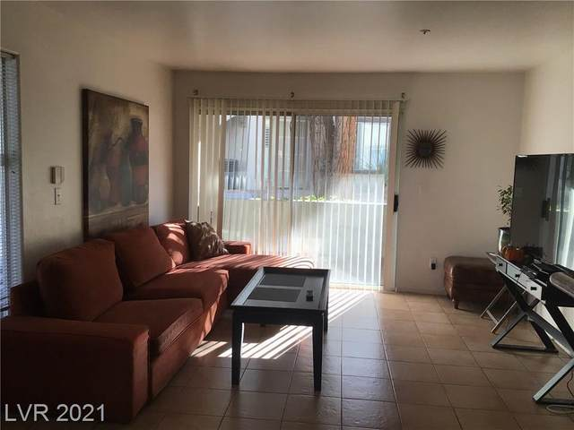 4955 Lindell Road #113, Las Vegas, NV 89118 (MLS #2261319) :: Team Michele Dugan