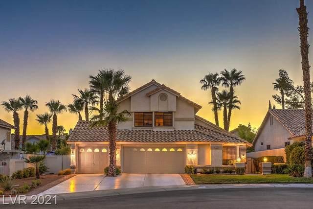 2905 Ivory Reef Court, Las Vegas, NV 89117 (MLS #2261326) :: Billy OKeefe | Berkshire Hathaway HomeServices