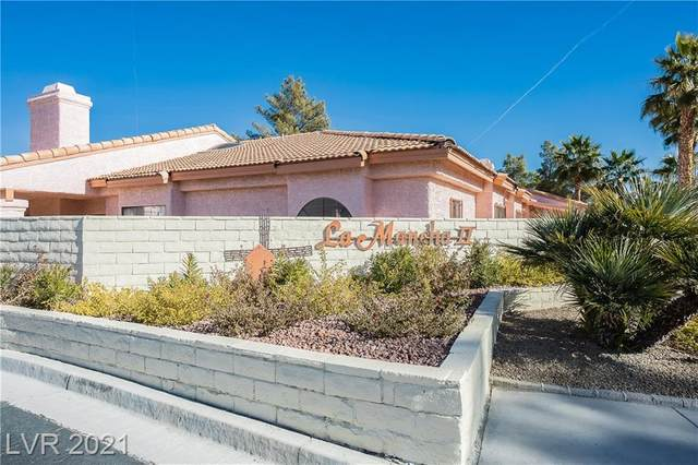 585 Cervantes Drive, Henderson, NV 89014 (MLS #2261327) :: The Perna Group
