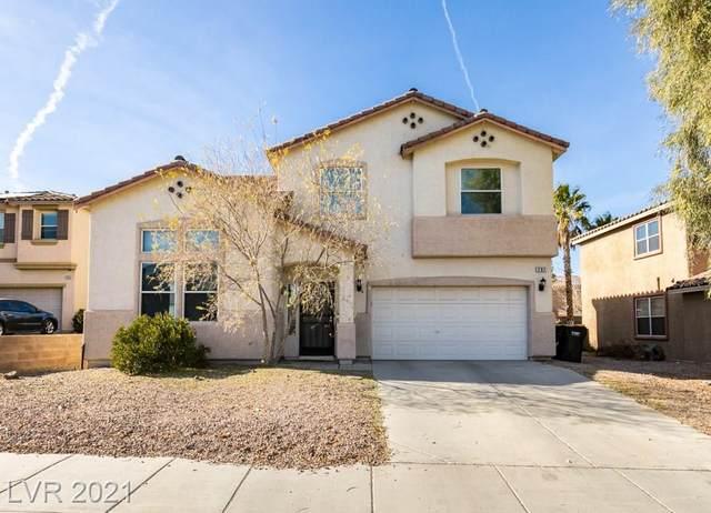 737 Thorton Beach Street, Henderson, NV 89015 (MLS #2261330) :: Signature Real Estate Group