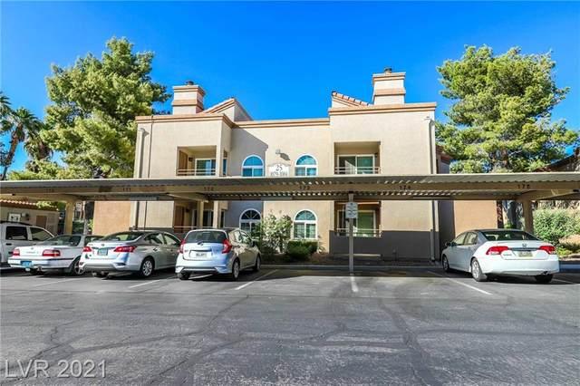3145 Flamingo Road #1083, Las Vegas, NV 89121 (MLS #2261334) :: Team Michele Dugan