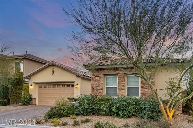 7324 Durand Park Street, Las Vegas, NV 89166 (MLS #2261336) :: Signature Real Estate Group