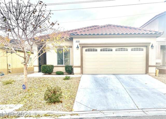 9878 Pony Creek Court, Las Vegas, NV 89148 (MLS #2261338) :: Signature Real Estate Group