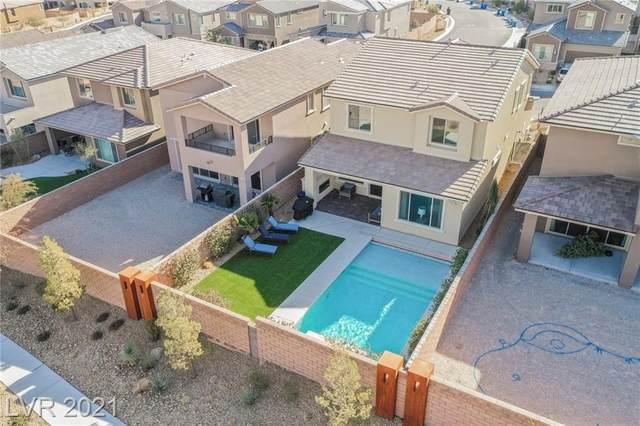 2575 Iron Crest Lane, Las Vegas, NV 89138 (MLS #2261340) :: The Perna Group