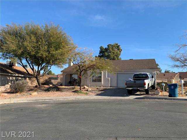 805 Lupine Court, Henderson, NV 89002 (MLS #2261345) :: Signature Real Estate Group