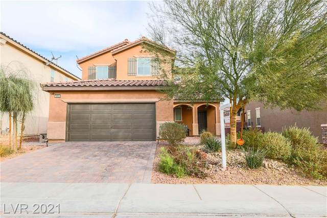 5852 Country Lake Lane, North Las Vegas, NV 89081 (MLS #2261350) :: The Lindstrom Group
