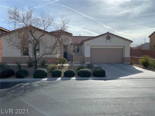 8549 Brackenfield Avenue, Las Vegas, NV 89178 (MLS #2261353) :: Signature Real Estate Group