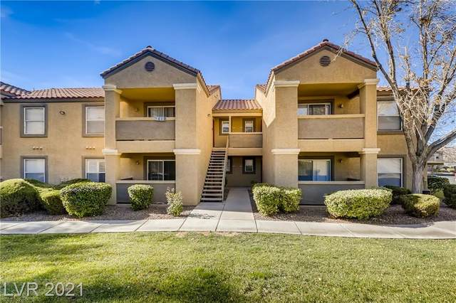 2300 Silverado Ranch Boulevard #1020, Las Vegas, NV 89183 (MLS #2261370) :: Signature Real Estate Group