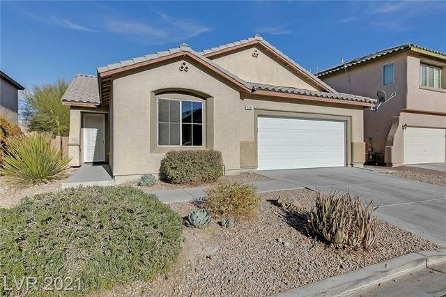 3754 Tundra Swan Street, Las Vegas, NV 89122 (MLS #2261376) :: Kypreos Team