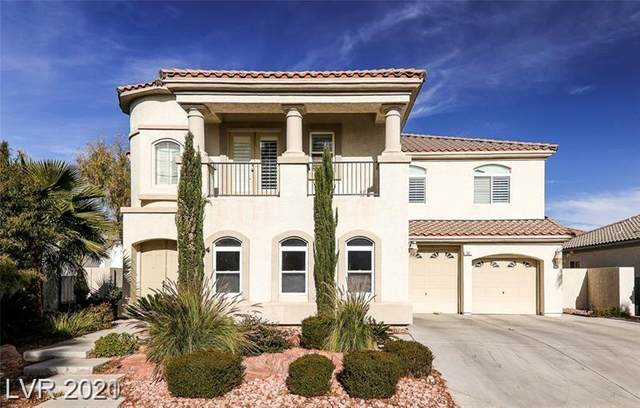 32 Dollar Pointe, Las Vegas, NV 89148 (MLS #2261384) :: The Lindstrom Group