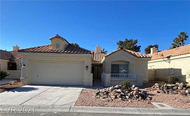 5309 Jim Dent Way, Las Vegas, NV 89149 (MLS #2261391) :: Hebert Group | Realty One Group