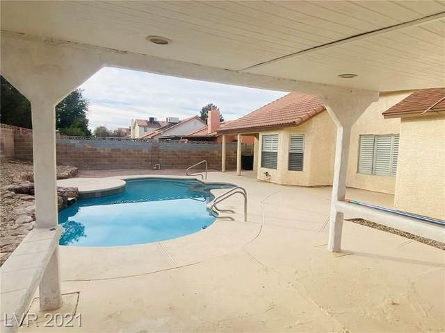 1649 Rowan Tree Drive, Las Vegas, NV 89123 (MLS #2261410) :: Signature Real Estate Group