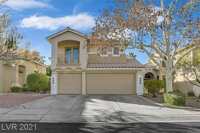 1961 Faywood Street, Las Vegas, NV 89134 (MLS #2261441) :: Signature Real Estate Group