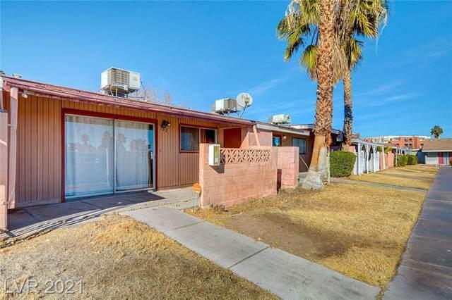 9457 Las Vegas Boulevard #102, Las Vegas, NV 89123 (MLS #2261446) :: Signature Real Estate Group