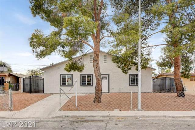 633 22nd Street, Las Vegas, NV 89101 (MLS #2261454) :: Billy OKeefe | Berkshire Hathaway HomeServices