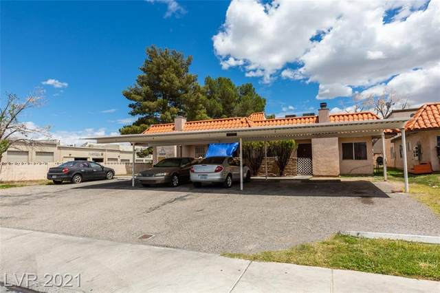 2710 Eldora Circle, Las Vegas, NV 89146 (MLS #2261462) :: The Mark Wiley Group | Keller Williams Realty SW