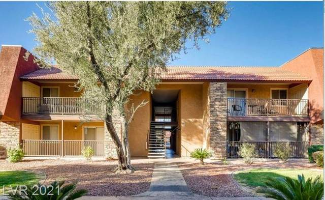 5188 River Glen Drive #453, Las Vegas, NV 89103 (MLS #2261464) :: Vestuto Realty Group