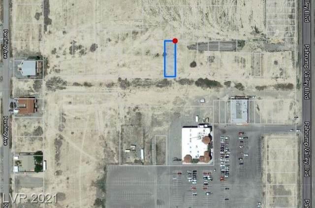 1700 S Pahrump Valley Boulevard #11, Pahrump, NV 89048 (MLS #2261475) :: The Lindstrom Group