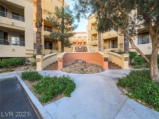 220 E Flamingo Road #116, Las Vegas, NV 89169 (MLS #2261478) :: Billy OKeefe | Berkshire Hathaway HomeServices