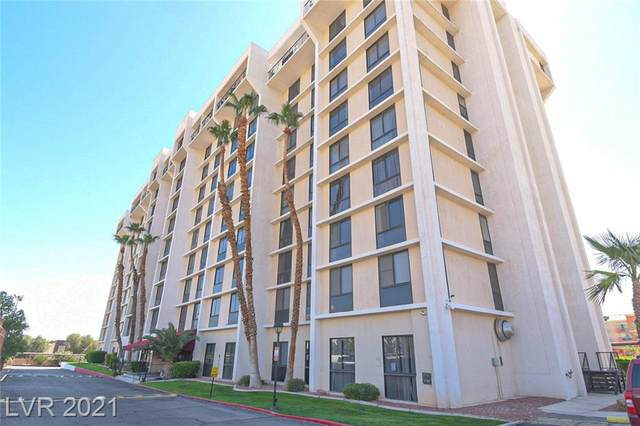 3930 University Center Drive #203, Las Vegas, NV 89119 (MLS #2261487) :: Team Michele Dugan