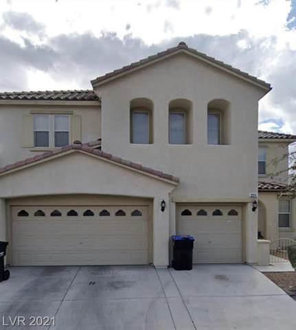 221 Raptors View Avenue, North Las Vegas, NV 89031 (MLS #2261490) :: Hebert Group | Realty One Group
