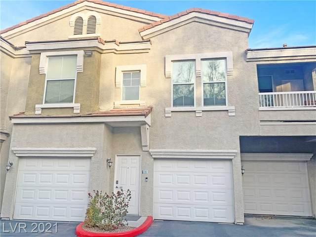 10001 Peace Way #2210, Las Vegas, NV 89147 (MLS #2261493) :: The Perna Group