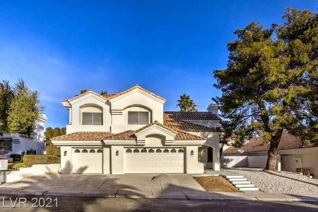 8124 Lake Hills Drive, Las Vegas, NV 89128 (MLS #2261500) :: The Mark Wiley Group | Keller Williams Realty SW