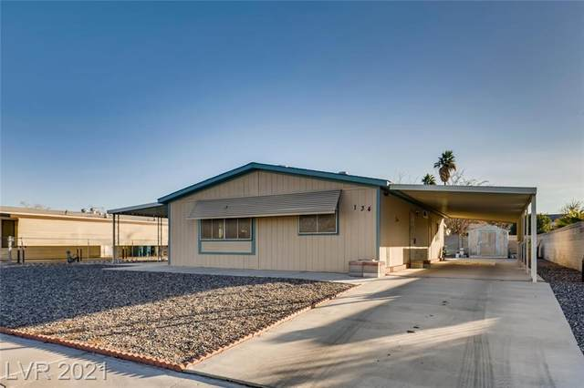 134 Sir David Way, Las Vegas, NV 89110 (MLS #2261510) :: Signature Real Estate Group