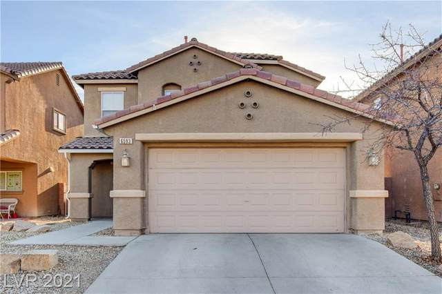 6593 Pacific Screech Place, North Las Vegas, NV 89084 (MLS #2261511) :: Hebert Group | Realty One Group