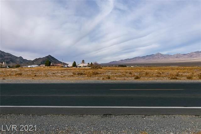 1420 Leslie Street, Pahrump, NV 89060 (MLS #2261512) :: Signature Real Estate Group
