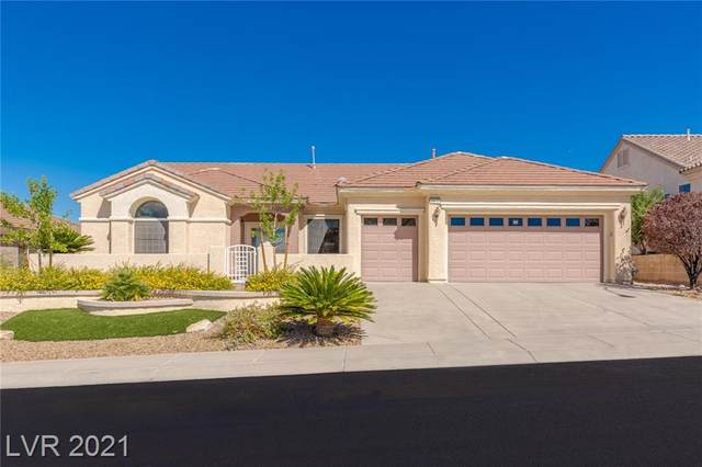 2872 Patriot Park Place, Henderson, NV 89052 (MLS #2261522) :: Signature Real Estate Group