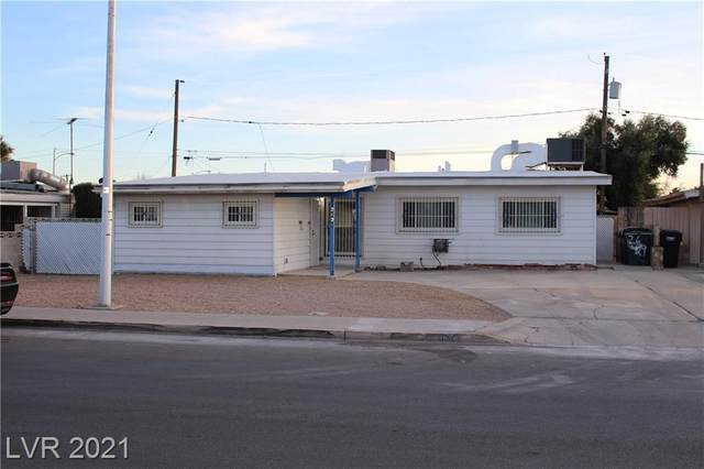 2629 Hickey Avenue, North Las Vegas, NV 89030 (MLS #2261532) :: Signature Real Estate Group