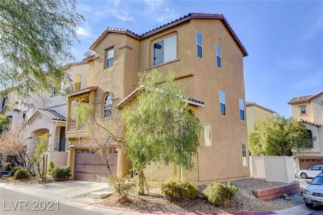 1221 Sand Castle Avenue, Las Vegas, NV 89183 (MLS #2261533) :: Signature Real Estate Group