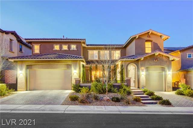 12248 Valentia Hills Avenue, Las Vegas, NV 89138 (MLS #2261537) :: Vestuto Realty Group