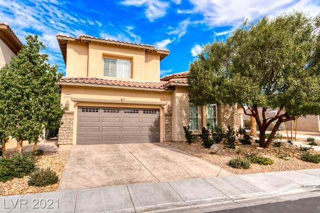 931 Serena Veneda Lane, Las Vegas, NV 89138 (MLS #2261544) :: The Perna Group