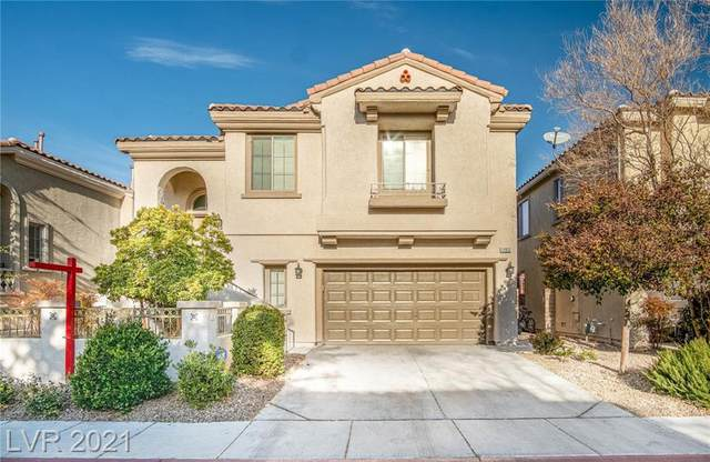11912 Luna Del Mar Lane, Las Vegas, NV 89138 (MLS #2261570) :: The Lindstrom Group