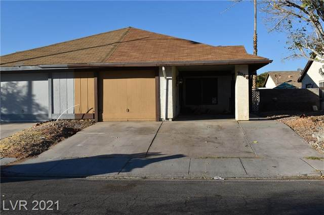 7048 Delwood Street, Las Vegas, NV 89147 (MLS #2261571) :: Kypreos Team
