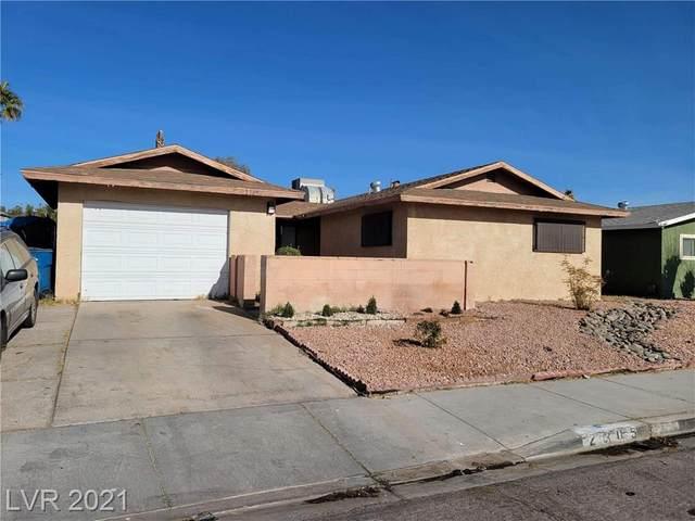 2305 Jansen Avenue, Las Vegas, NV 89101 (MLS #2261575) :: Billy OKeefe | Berkshire Hathaway HomeServices