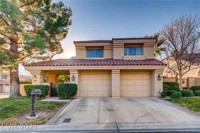 5163 Southern Hills Lane, Las Vegas, NV 89113 (MLS #2261579) :: The Lindstrom Group