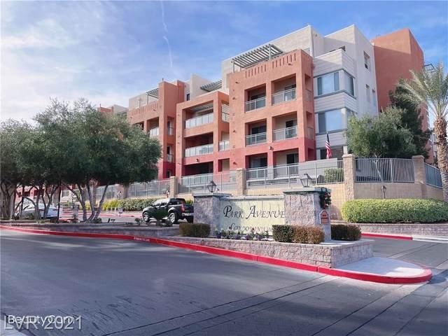 71 Agate Avenue #302, Las Vegas, NV 89123 (MLS #2261580) :: Signature Real Estate Group